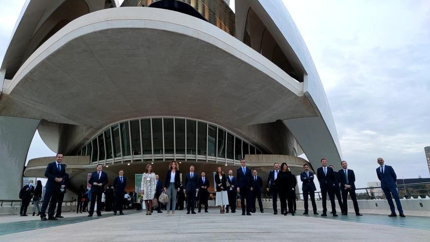 XIX Congreso Fundación CEDE: Llegada de los asistentes