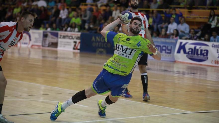 El MMT Seguros se mete en la fase de ascenso a Liga Asobal