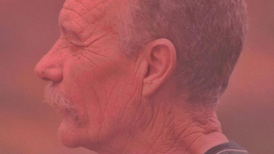 El retrato de Isaac de Vega que forma parte del cartel de actos. | | EL DÍA