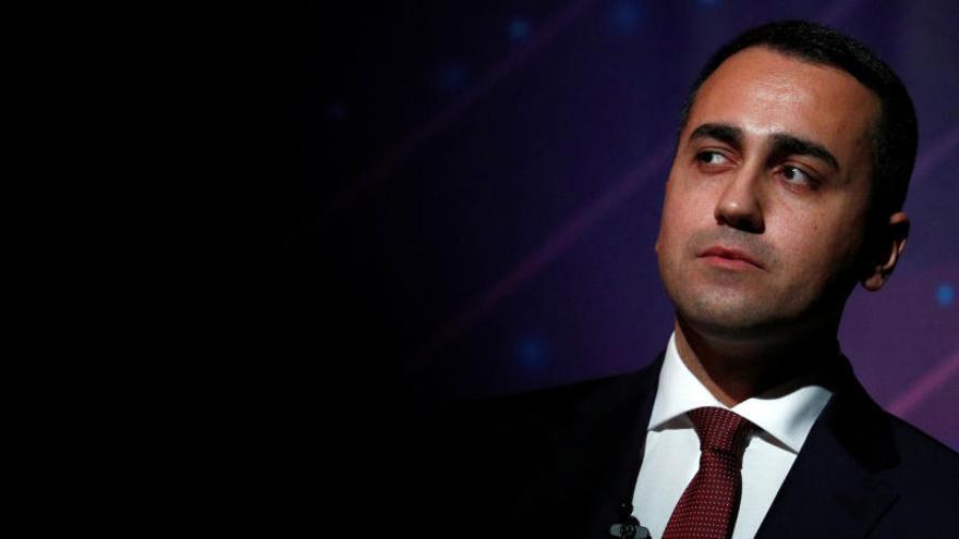 Di Maio abandona el liderazgo del Movimiento 5 Estrellas