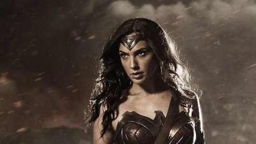La película 'Wonder Woman' va camino de batir un récord de recaudación