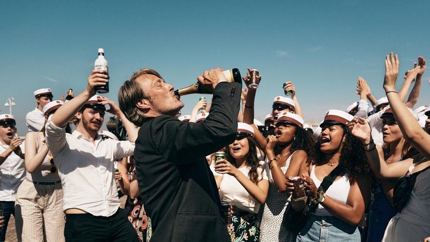 'Otra ronda': varias copas de menos