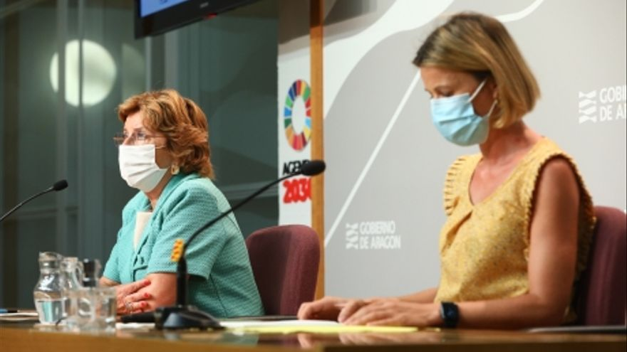 Aragón bate el récord de dependientes atendidos con 34.037 beneficiarios en el mes de agosto