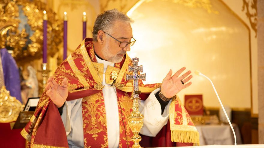 La Cruz bendecirá la ciudad de Caravaca y sus campos