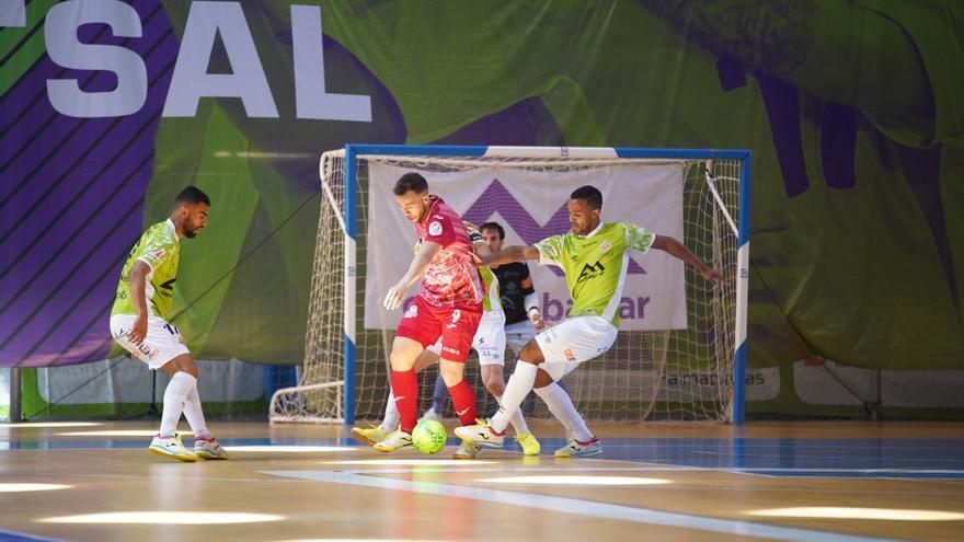 ElPozo acecha el liderato tras ganar al Palma (1-2)