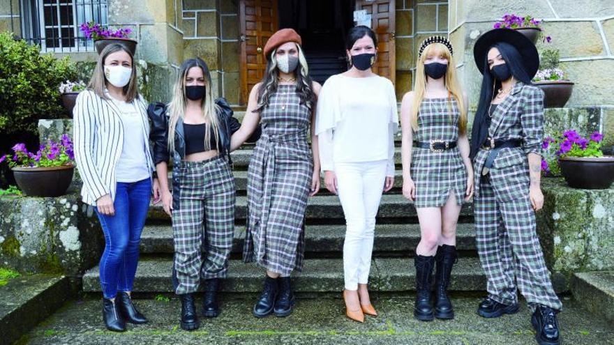 Mos hace un hueco en su programación a un grupo musical femenino nacido en confinamiento