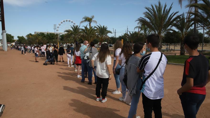El parque de El Arenal se inaugura esta tarde con 157 atracciones