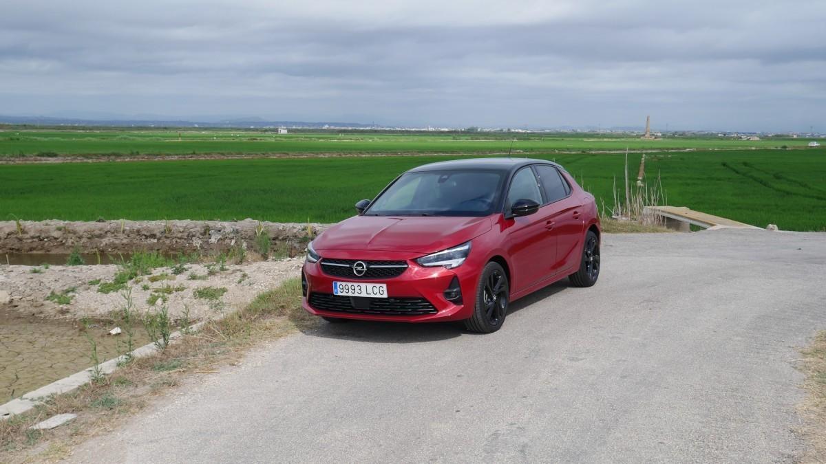 Prueba del Opel Corsa 2019 1.2 T GS Line