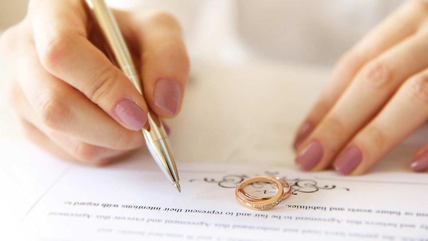 Galicia se apunta a las bodas ante notario