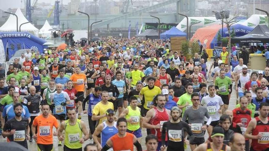 Últimos días de inscripción para el medio maratón