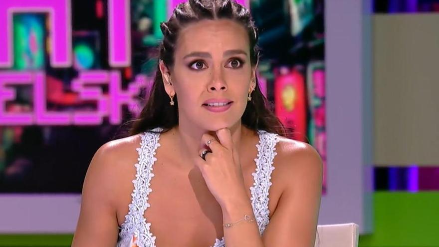 "Cristina Pedroche, al ataque por un comentario sobre la estatura de Dabiz Muñoz: ""Si no te escupe él, te escupo yo"""
