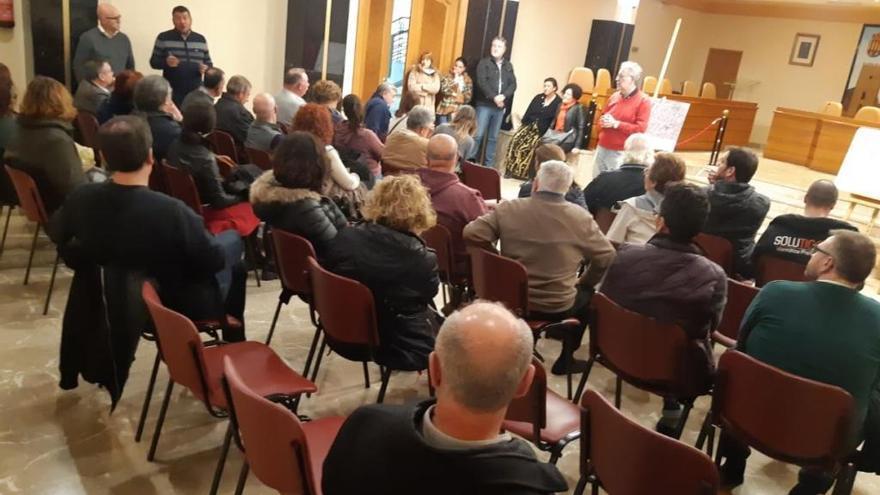 Albal da a conocer el proyecto de reurbanización de las calles Santa Anna-Sant Blai