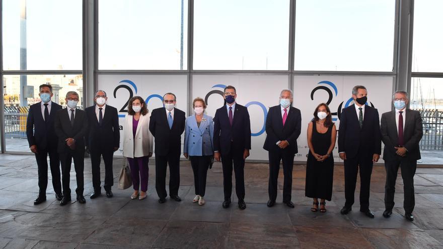 La sociedad gallega y coruñesa se cita en Palexco