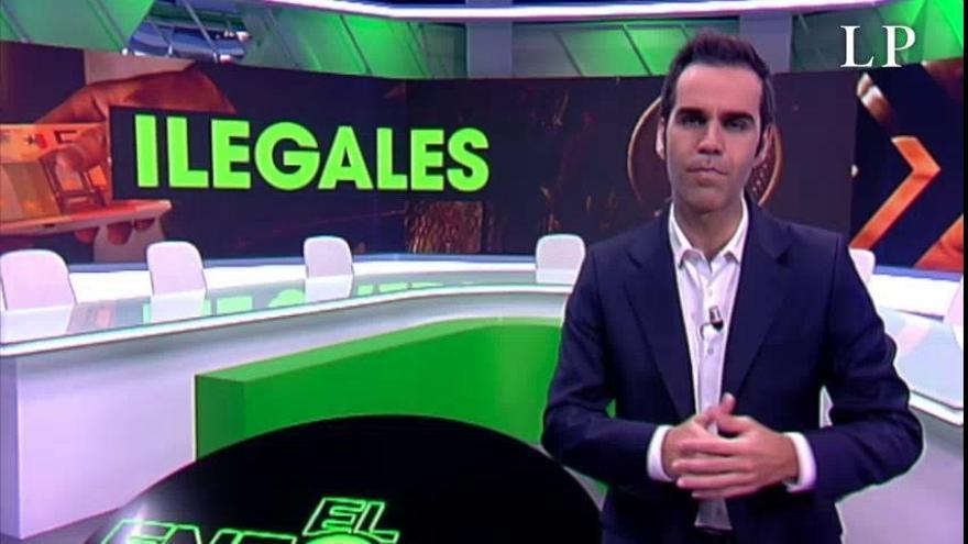 Negocios ilegales y economía sumergida en Canarias, en 'El Enfoque'