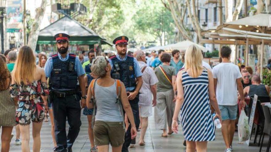 Sindicats de Mossos lamenten l'aplicació del 155 i reiteren el compromís «absolut» del cos amb tota la ciutadania