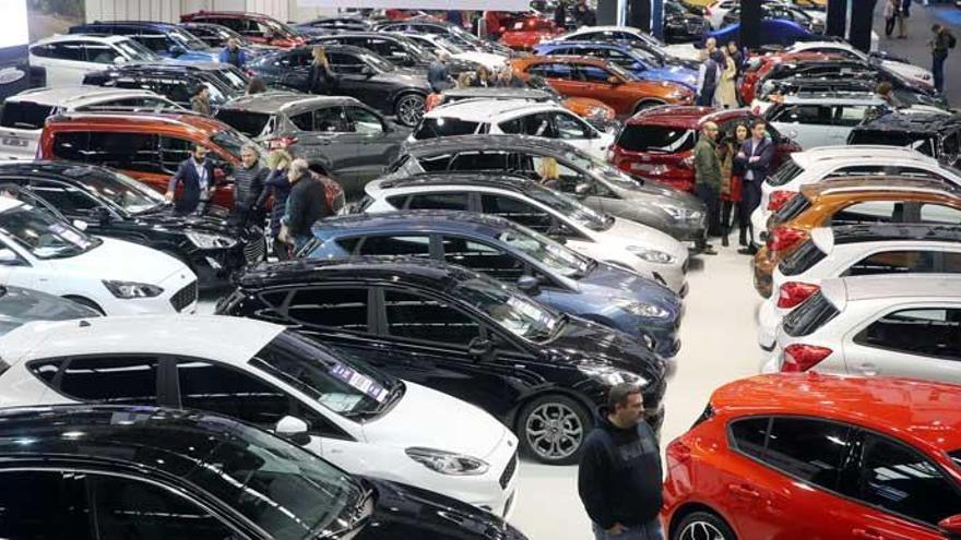 El salón del automóvil más electrificado