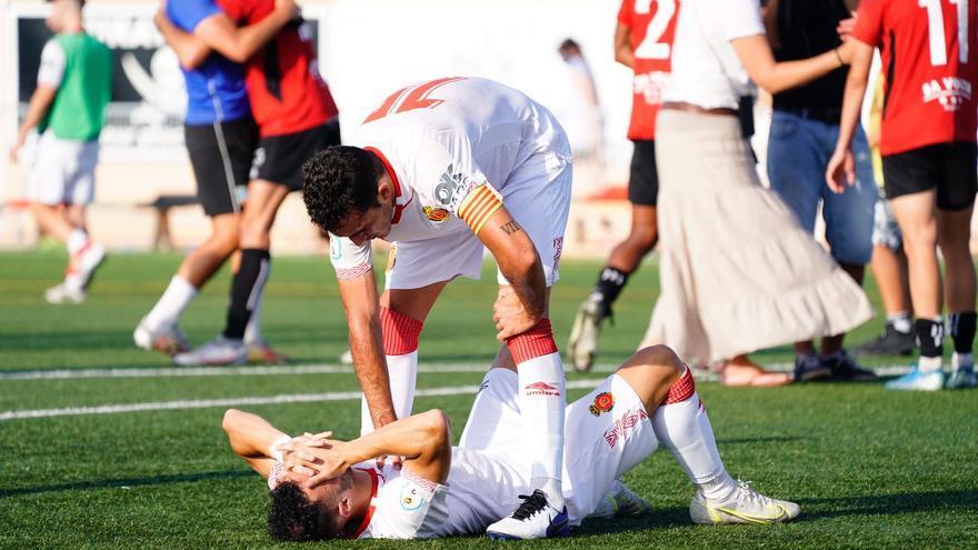 Real Mallorca: Equipo de Primera, filial de Tercera