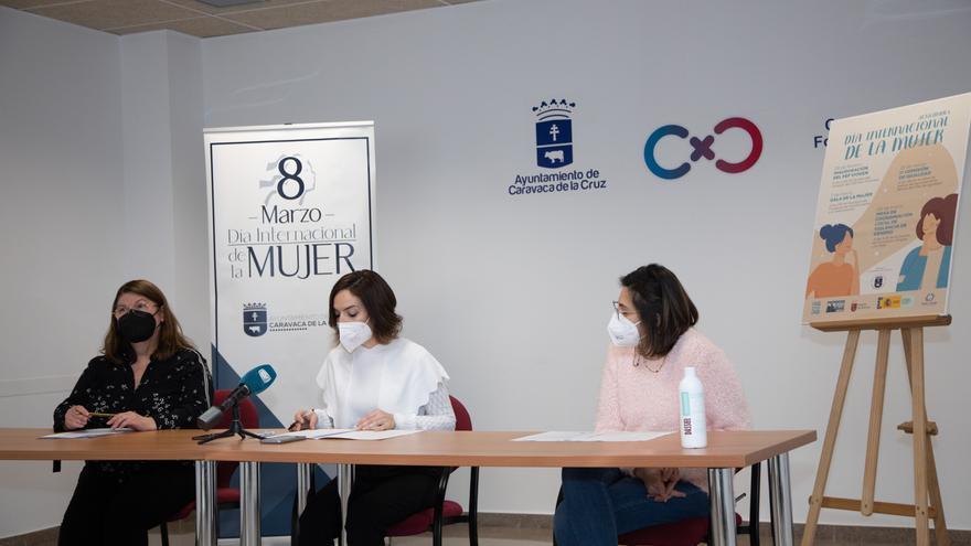 Ana María Martínez y Maribel Montero, premios 'Mujer Trabajadora' y 'Mujer Empresaria' en Caravaca