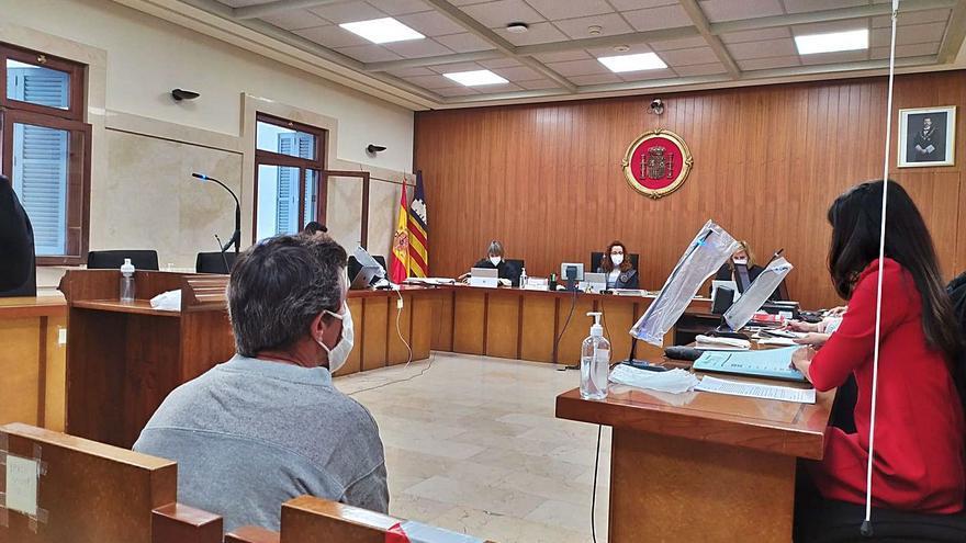 Dos niñas acusan a su abuelo de abusar sexualmente de ellas durante varios años en Palma