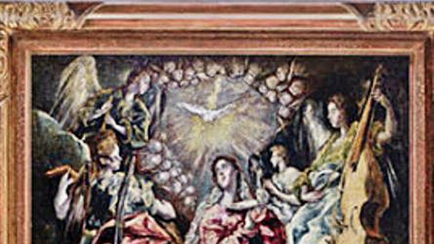 El Bellas Artes quiere exponer temporalmente la Inmaculada de los Selgas en el palacio de Velarde