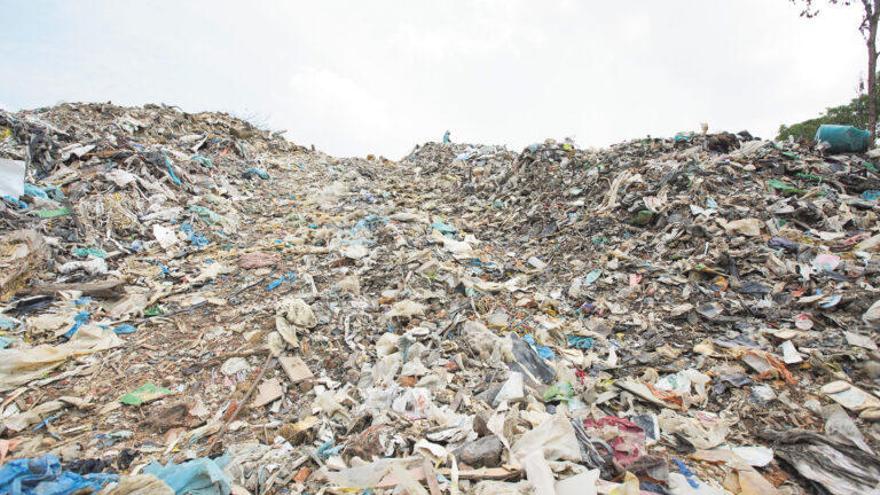 Nuevas rutas del plástico 'sucio' español hacia países asiáticos