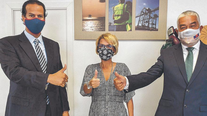 Gesport ofrecerá formación a una empresa mauritana en el sector offshore