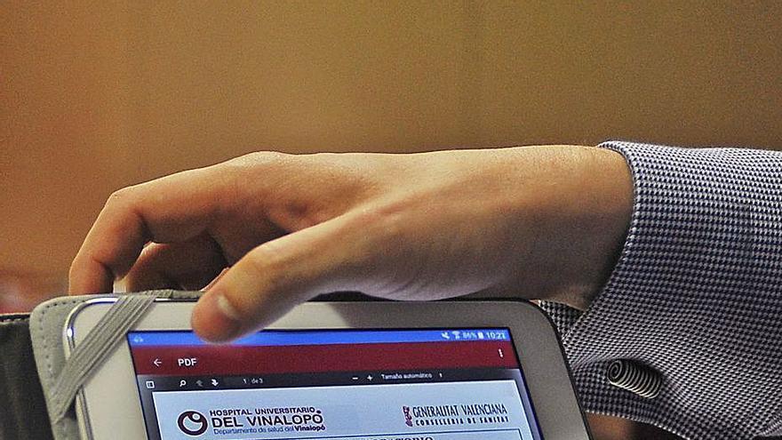 Ribera Salud habilita la descarga del resultado de la PCR en el móvil