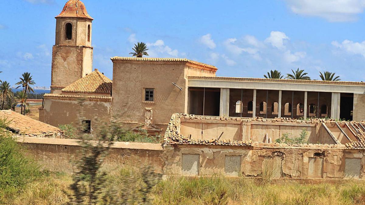 El Monasterio de San Ginés de la Jara.