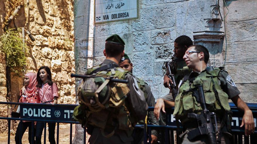 Vidas palestinas suspendidas en el tiempo