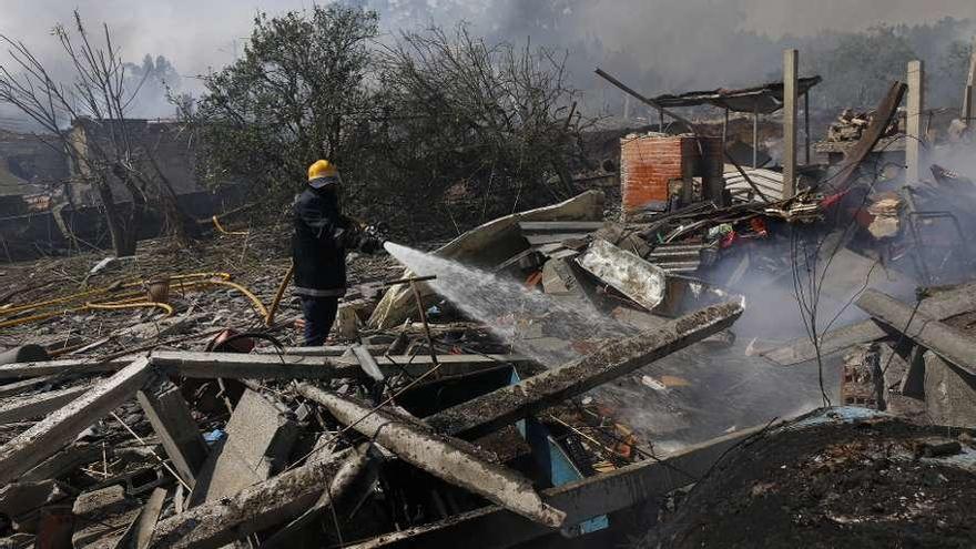 La jueza deniega a Tui personarse como afectado por la explosión pirotécnica