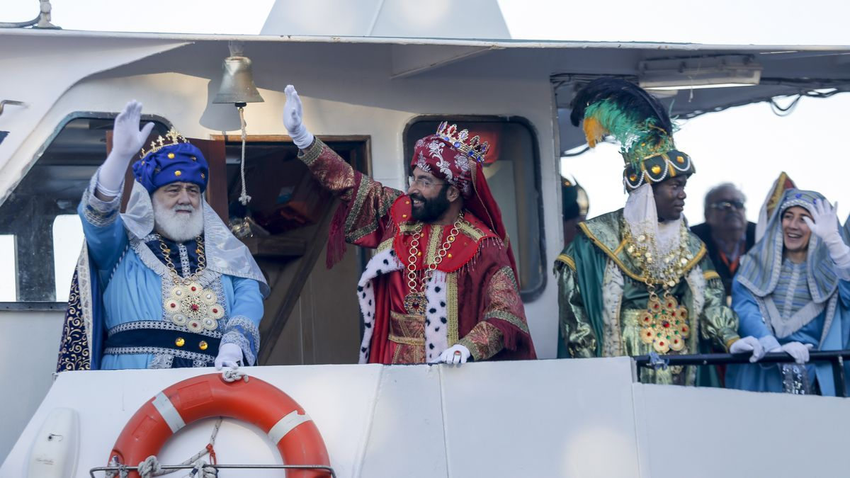 Dónde se podrá ver a Reyes Magos en València este año / Imagen de archivo