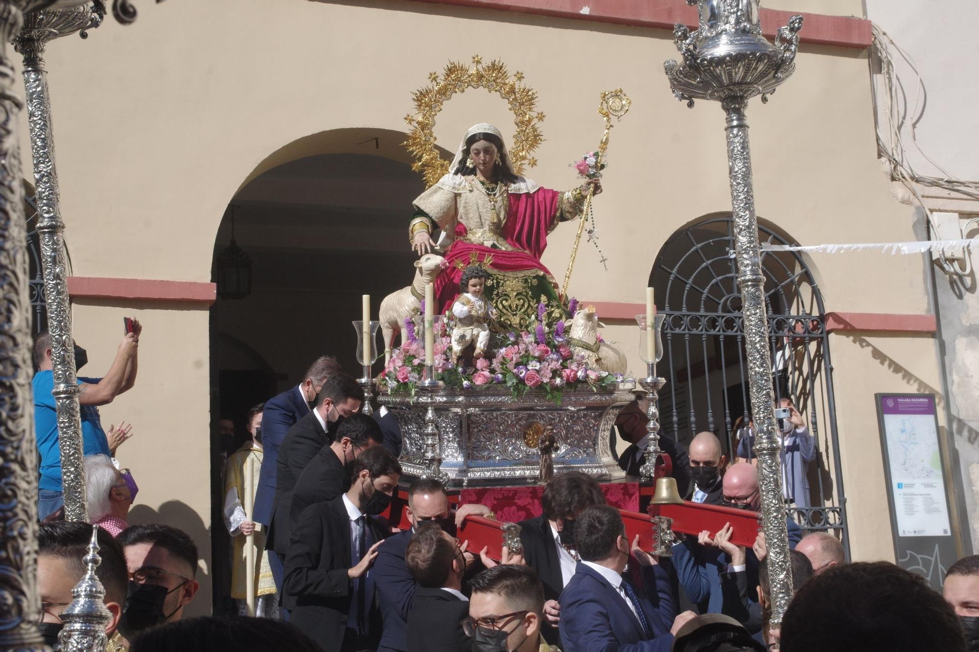 Rosarios de la Pastora, Sentencia y Misericordia