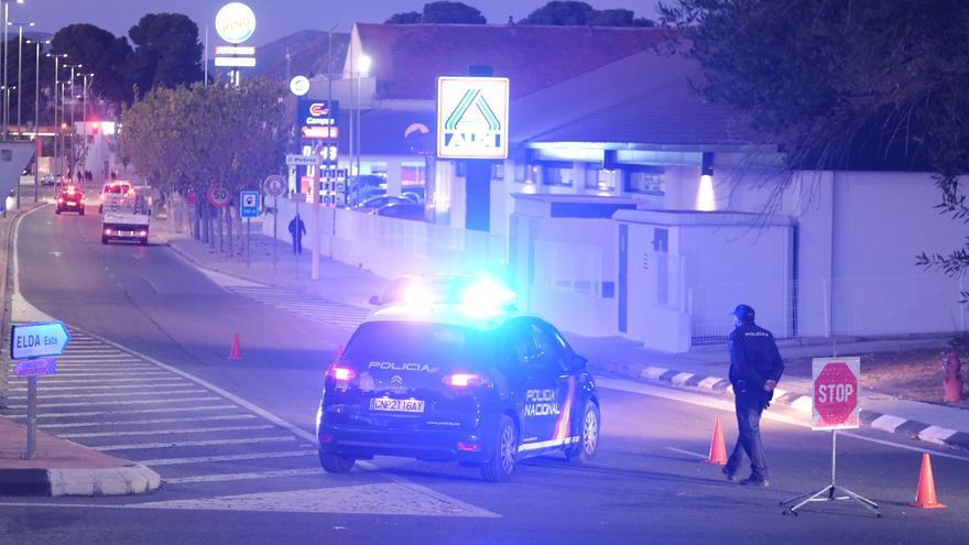 Dos detenidos en una reyerta de madrugada en Alicante