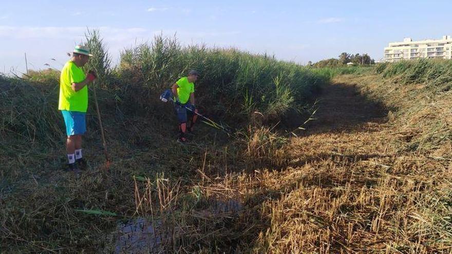 Castelló sigue con deberes pendientes ante la llegada de la gota fría