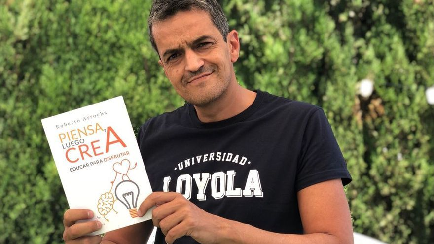 Educar en la creatividad, la clave del éxito como docente de Roberto Arrocha