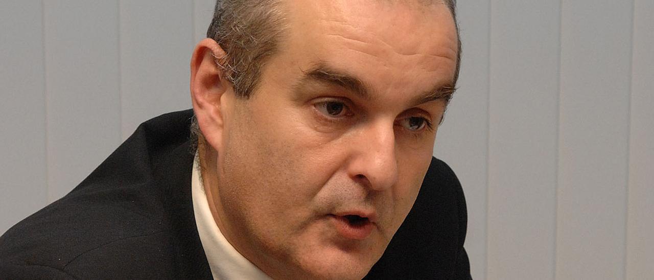 José Manuel Fernández. | LNE