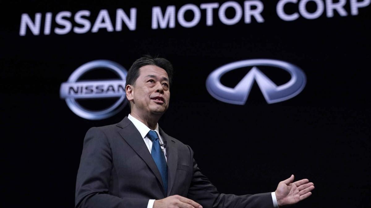 Nissan presenta unas pérdidas de 5.688 millones de euros en el año fiscal