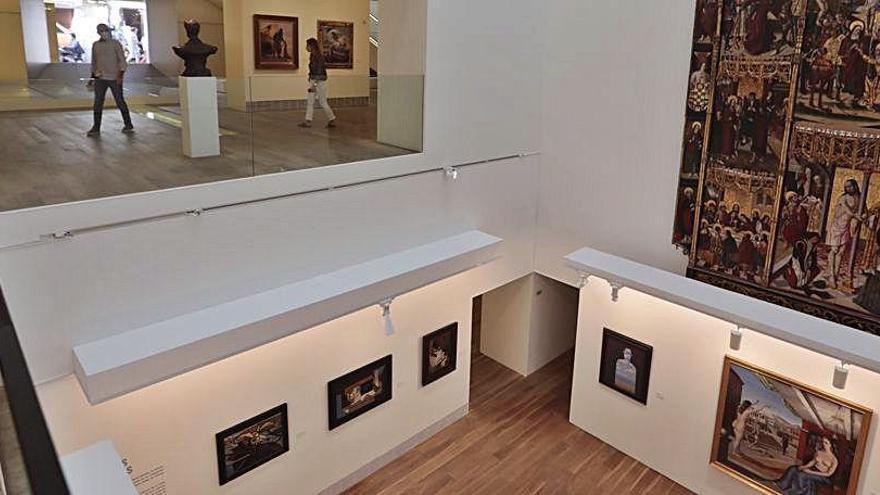 Magritte viaja al otoño asturiano