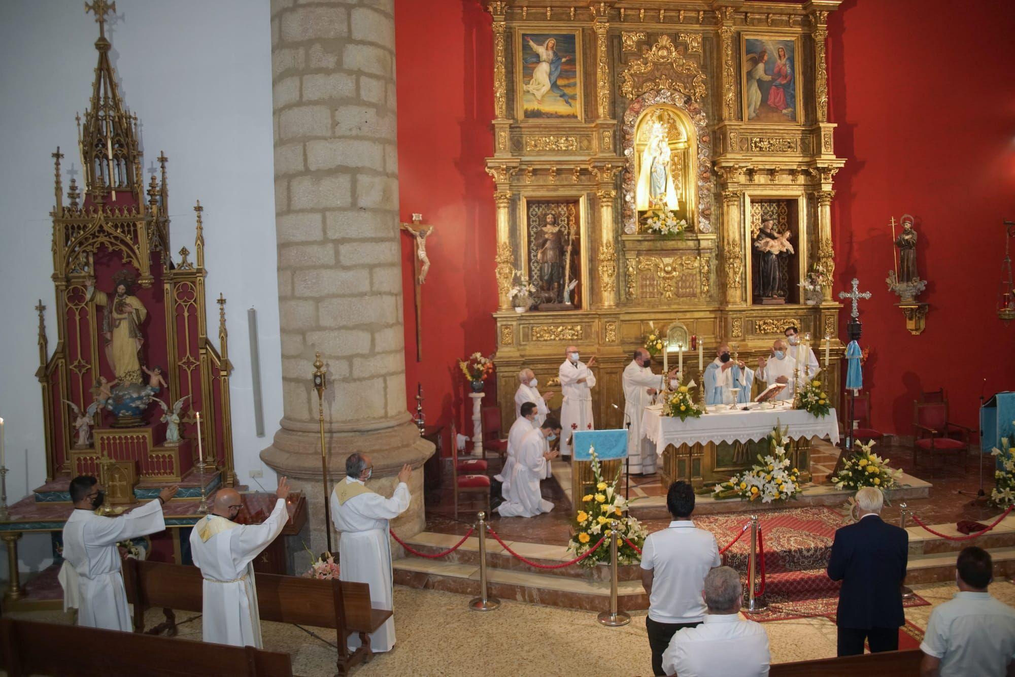GALERÍA: Alcañices se vuelca con la Virgen de la Salud