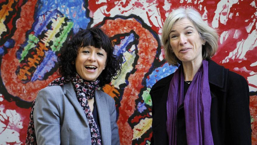 El Nobel de Química recae en dos científicas por reescribir el código de la vida