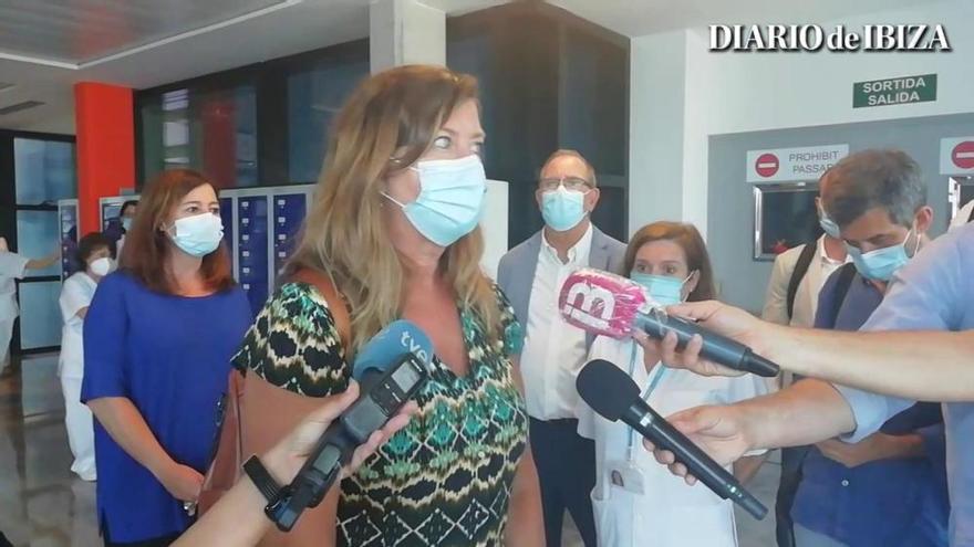 """Un médico de Formentera afirma que """"no hay pandemia"""" y que """"no hay que usar mascarillas"""""""