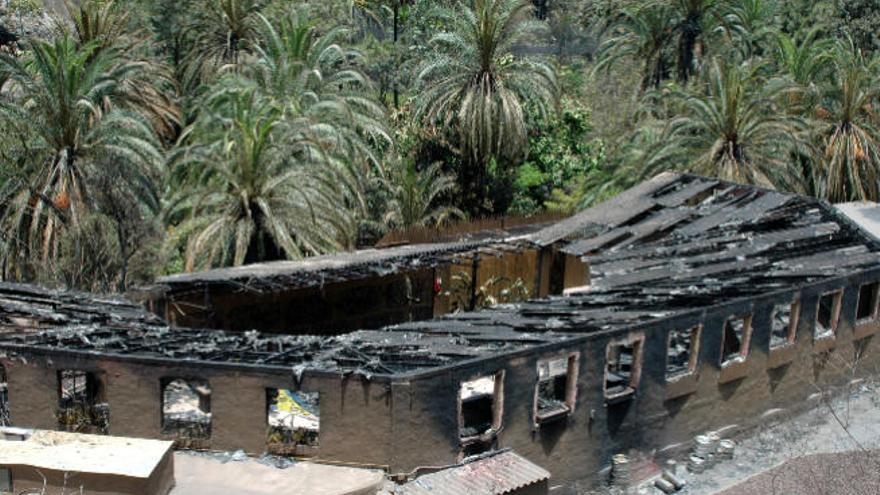 El juez rechaza pagar más a Palmitos Park por el gran incendio forestal
