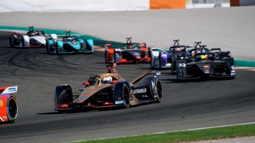Fórmula E: inicio electrizante en el Circuit Ricardo Tormo de Valencia