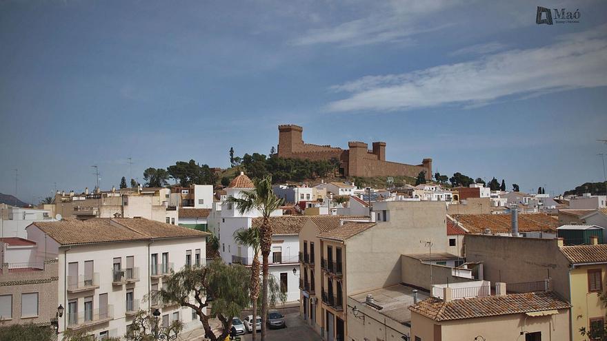 El Puig de Santa María recupera el seu castell amb una recreació 3D
