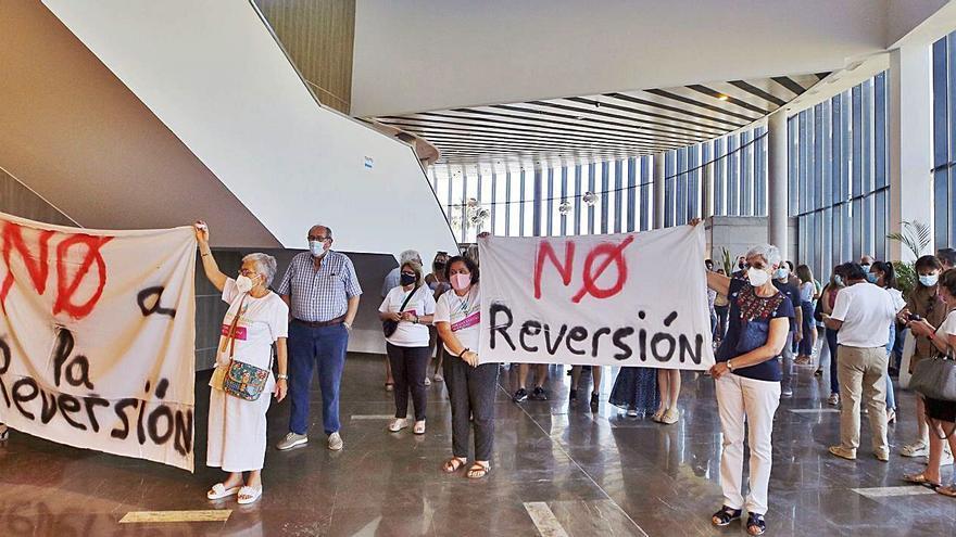 Barceló se traga la protesta de los trabajadores