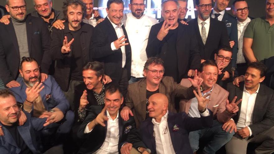 La última cena de un chef con tres estrellas Michelin