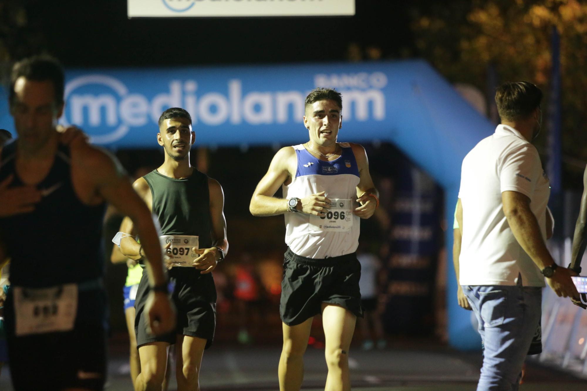 Búscate en la 15K Nocturna Valencia  2021