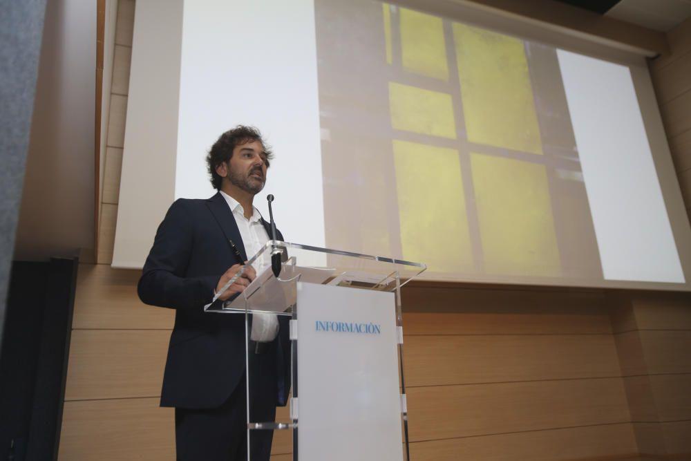 Subasta de arte solidario para la Fundación Rotaria
