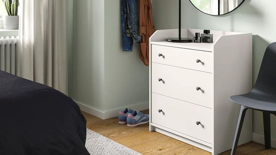 Las tres cómodas de Ikea baratas que se adaptan a cualquier habitación