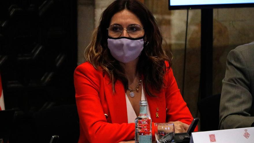 La bagenca Laura Vilagrà defensa que l'amnistia és una «solució global» que permetrà obrir una nova etapa de concòrdia